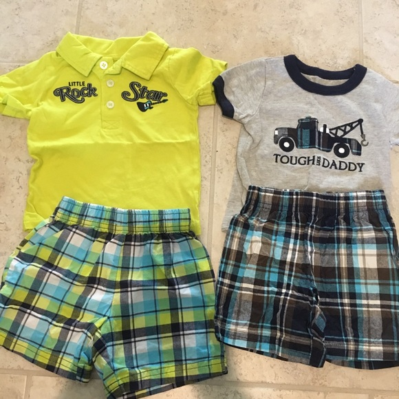 b795c6794 Carter's Matching Sets | 2 Carters Outfits Both Euc Size 9 Months ...